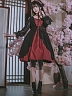 Custom Size Available Convent Rose OP by Souffle Song
