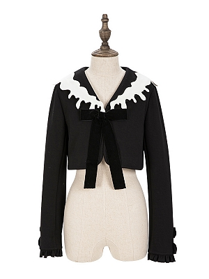 Sweet Magic Lolita Dress JSK Matching Cardigan by Nikki Tomorrow