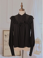 Little Love Song Gigot Blouse by Nya Nya