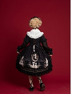 Reunite the World Long Sleeves Lolita Dress OP by OCELOT