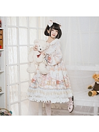 Childhood Dream Lolita Dress OP by OCELOT