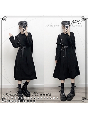 Knight of Rounds Long Coat by Princess Chronicles