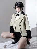 Suksar Series Ouji Lolita Coat by Princess Chronicles