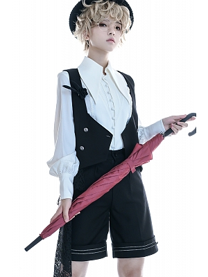 First Chapter of Sword Series Ouji Lolita Set Vest by Princess Chronicles