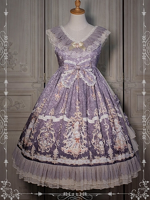 Satyrus Dusty Purple JSK by Psalm of Lyra