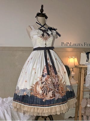 Fettered Angel Lolita Dress JSK by Popi Lolita