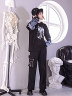 Quirky Hut and Junji Ito Collaboration Tomie Pants by Quirky Hut