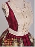 Royal Two-Tone Bodice JSK-Ode to Diamond by Quaint Lass