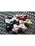Detachable Bow Lolita Shoes Accessories by The Night Rainbow.