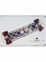 Pre-order Flowers Series Hairband and Hairclip by Rain City