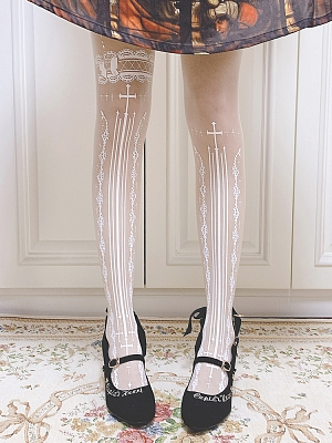 Wicth Pantyhose by Ruby Rabbit