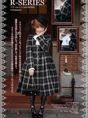 Sherlock Holmes Classic Cape Coat By Rseries