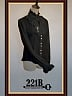 An Embroidered Bow-tie Sherlock Holmes Blouse By Rseries
