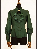Tie Collar Shirt by Rseries