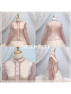 Butterfly Blouse by Sheep Puff