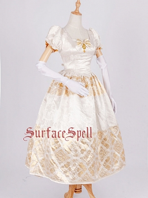 Custom Size Available Ancient Dang Kang Collection Brocade JSK/OP by Surface Spell