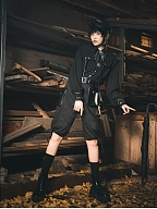 Alpha Military Style Pants by Susin Lolita