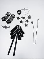 Alpha Military Style Accessories Set by Susin Lolita