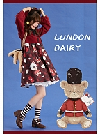 London Dairy Hooded OP by Summer Dairy