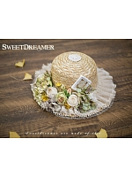 Green Island Annie Countryside Hat by Sweet Dreamer