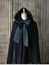 Witch Mantle Style Overcoat by Sweet Dreamer