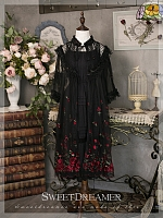 Gorgeous Embroidery Gauze Overdress by Sweet Dreamer
