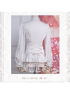 Chipball's Fairy Tale World Long Sleeves Blouse by Strawberry Witch