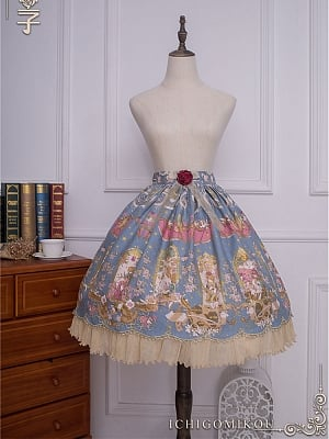 Little Prince Skirt  by Strawberry Witch
