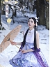 Pre-order Cherry Blossoms and Water Lights Cheongsam JSK by Strawberry Witch