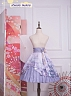 Pre-order Cherry Blossoms and Water Lights Irregular SK by Strawberry Witch