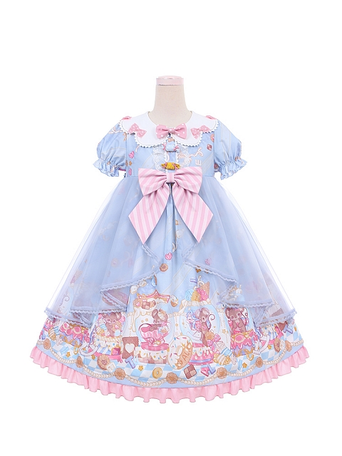 Sweet Mouse Prints OP Doll Paradise by To Alice