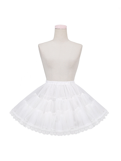 Puff A-line Petticoat Dress Accessories Doll Paradise by To Alice