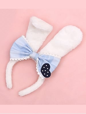 Bunny Up Idol Declaration Lolita Dress OP Matching KC /Bunny Doll by To Alice
