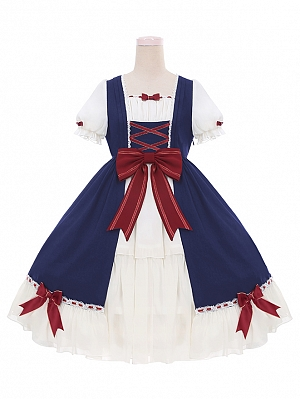 Snow White Lolita Dress OP KC by To Alice