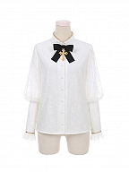 Sweetheart Little Devil Halloween Lolita Dress Matching Shirt by To Alice