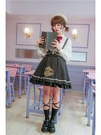 Sweetheart Bunny Series Lolita Shirt by To Alice