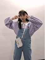 Travel Around the Stars Peter Pan Collar Stripe Top by To Alice