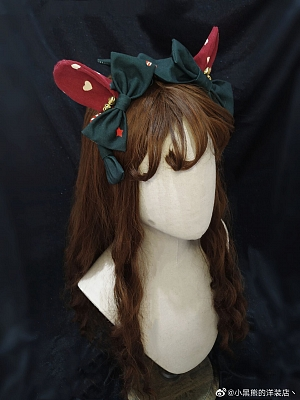 Berry Tree Headpieces by The Bear's Lolita