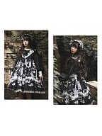 Wolf Detective Gothic Lolita Dress OP by Honey Machine