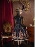 Pre-order Josephine's Room Open Front Lace-up Back JSK by unideer