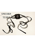 Bandage Teddy Matching KC Wristcuffs Blindfold by Unicorn Tears