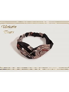 Hannya Collection Matching Hairband by Unicorn Tears