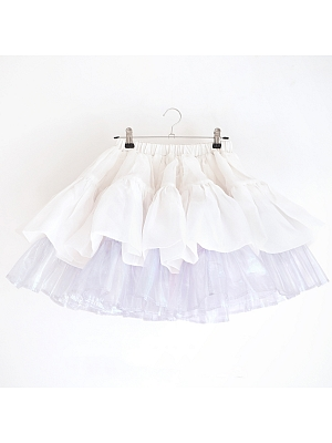 Vcastle*Riceball Cookie Reflective Petticoat by Vcastle