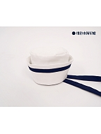 Vcastle*Riceball Cookie Sailor Hat by Vcastle