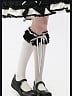 Pre-order Poem of Rainbow Knit Stockings by Witch of the Heisei