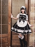 Pre-order Poem of Rainbow JSK Set by Witch of the Heisei