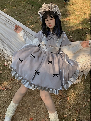 Gorgeous Miss Mermaid Lolita Dress OP by With PUJI