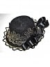 Pre-order Silver Light/Black Light Hat by Sink