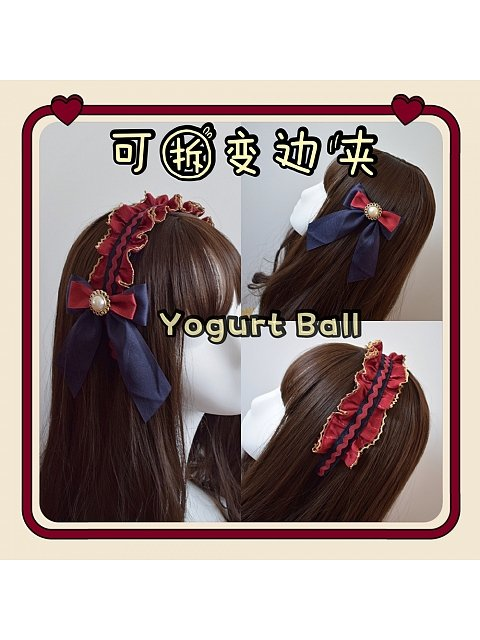 Obedient Walnut KC by Yougurt Ball