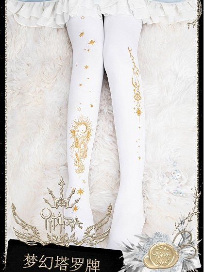 Dream Tarot Pantyhose by Yidhra